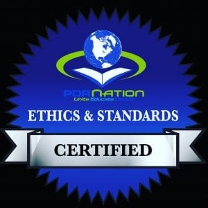 Qualifications PDR Nation Ethics & Standards Certified Badge at Pro Auto Spa in Colorado Springs