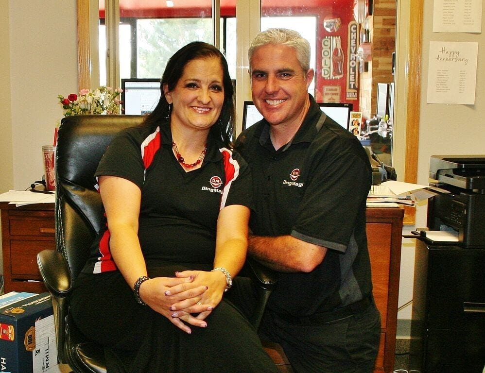 Pro Auto Spa Ryan and Joanna Smith Local Family Owned Business in Colorado Springs