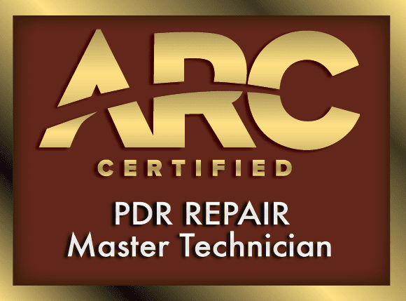 Qualifications ARC Certified PDR Repair Master Technician