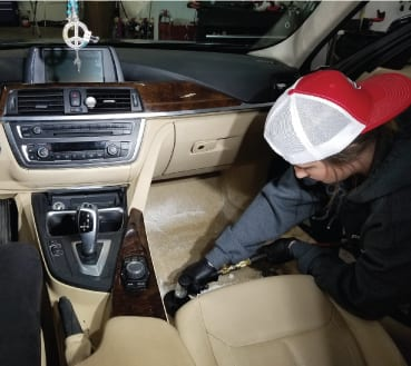 Professional Car Detailing at Pro Auto Spa in Colorado Springs