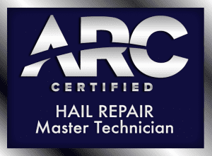 ARC Certified hail repair master technician at Pro Auto Spa in Colorado Springs