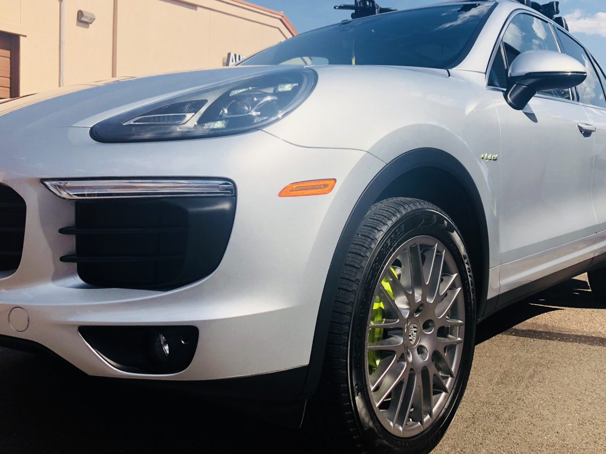 Car Paint Correction and Scratch Repair at Pro Auto Spa in Colorado Springs