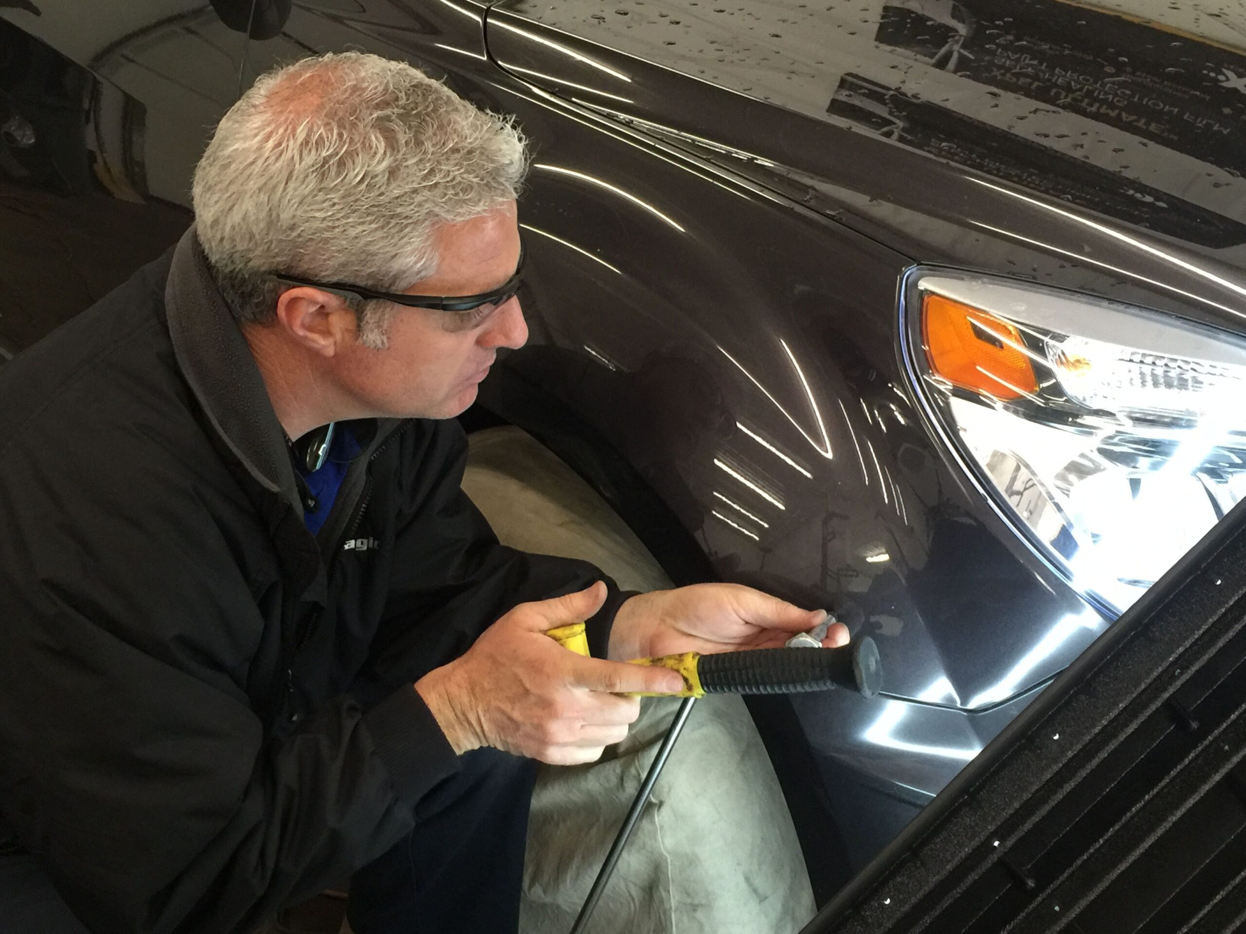 Paintless Dent Repair at Pro Auto Spa in Colorado Springs