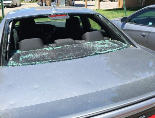 What to do when you need hail damage car repair