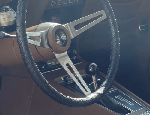 What Do Car Detailers Do When Cleaning Leather?